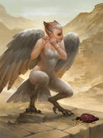 Vain Harpy 2