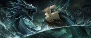Leviathan by sandara