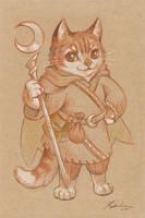 paper cat 1 by sandara