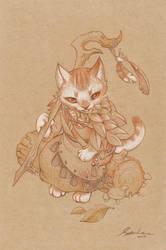 paper cat 2