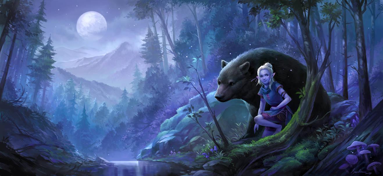 The Ballad of Titha Mae cover by sandara