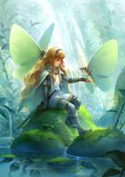 Strange Alice by sandara