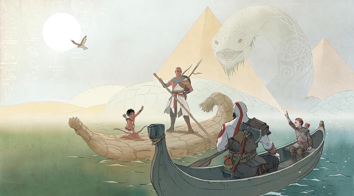 Boats by sandara