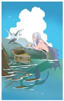 <b>Mermaid</b><br><i>sandara</i>
