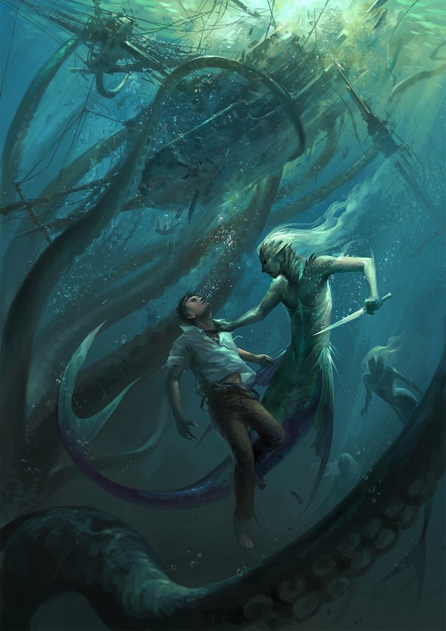 Mermaid 2 by sandara