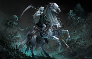 Death's Carousel