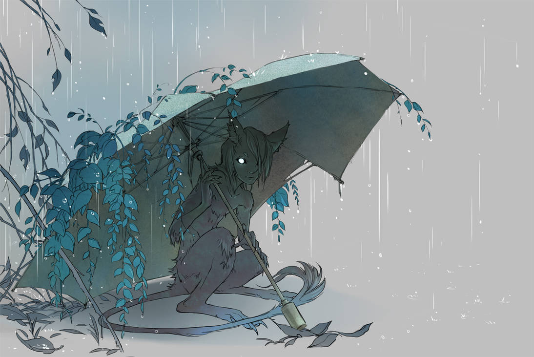 Umbrella by sandara