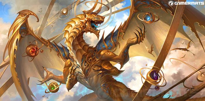 Elder Artifact Dragon