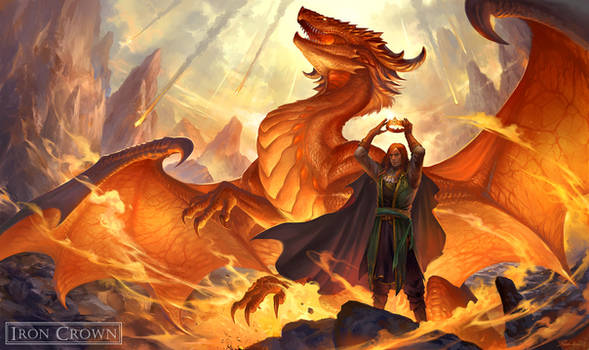Fire and Glory by sandara