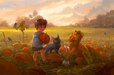 Pumpkin by sandara