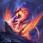 Stonesmelt Dragon