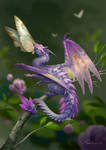 Flower Mantis Dragon