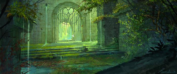 Green Gate