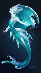 Arctic Mermaid