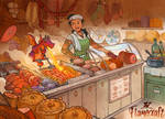Flamecraft - the Butchery