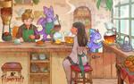 Flamecraft - Coffee shop