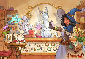 Flamecraft - Jewelry shop