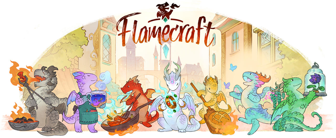 Flamecraft - Dragons