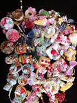 hand made sweets deco straps