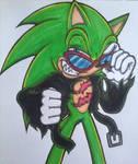 OHSCM18-Scourge The Hedgehog
