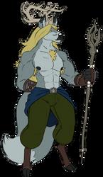 Morfir, Werefox Shifter [Natural]