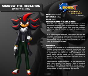 LGDC - Shadow the Hedgehog v2.0 by DarkTailsXZ