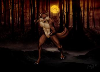 Haunted Moonlight by DarkTailsXZ