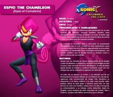 LGDC - Espio the Chameleon