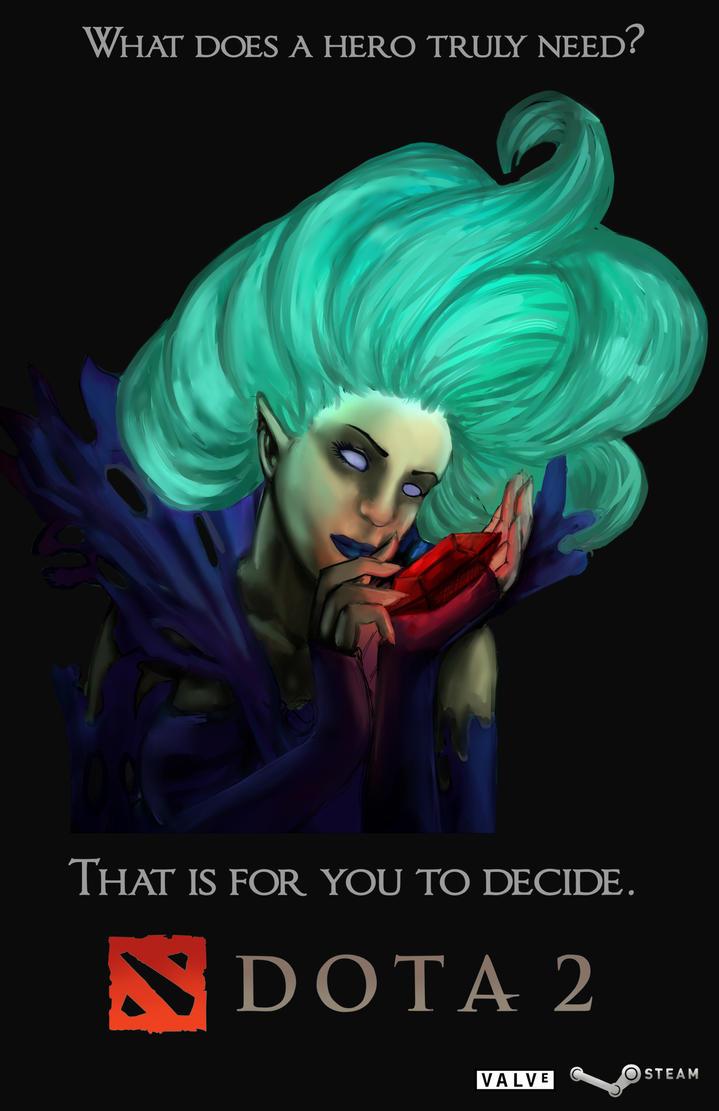 Death Prophet Promotional Poster by OddFoxxeP on DeviantArt