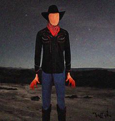 El Hombre Sin Cara by TWILLIK-MAWEL
