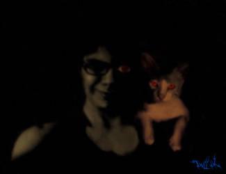 El Chico y su Gato by TWILLIK-MAWEL
