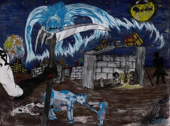Una noche tranquila by TWILLIK-MAWEL