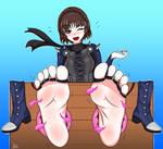 Makoto in Troubles!