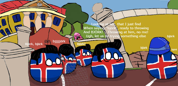 We Are Number One but It's a Polandball Comic
