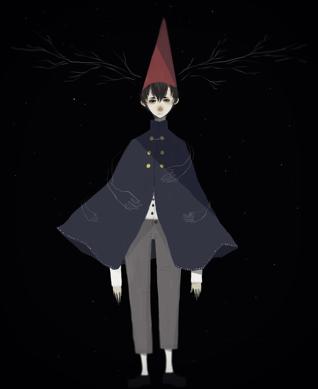Over The Garden Wall By Sagatale On Deviantart