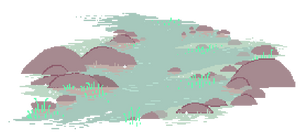 Pixel River Test by SagaTale