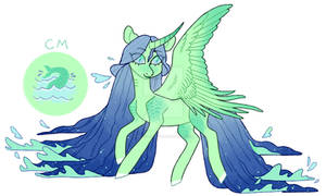 Alicorn Adopt [CLOSED] Sereia
