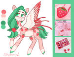Moodboard Pony Auction [CLOSED] Shyberry by Bullet-Adopts