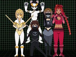 Girls of Valor