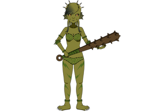 Oglolo the Swamp Gill