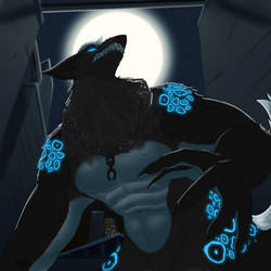 Burnt Commission - Blue Moon by Hanimetion