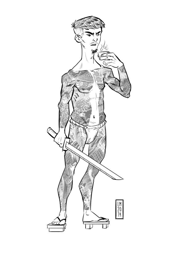 Yakuza by ScamHill