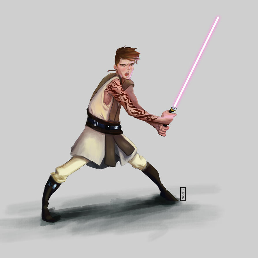 Jedi - CDChallenge by ScamHill
