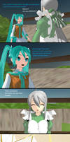 [MMD Comic] Story of Evil Chapter 4, Part 2