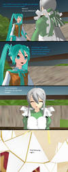 [MMD Comic] Story of Evil Chapter 4, Part 2 by TyrannosaurusRex-123