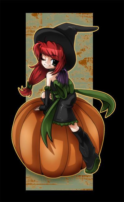 If I was a witch girl    by Jaya sama - Cad�Lara AvatarLar :)