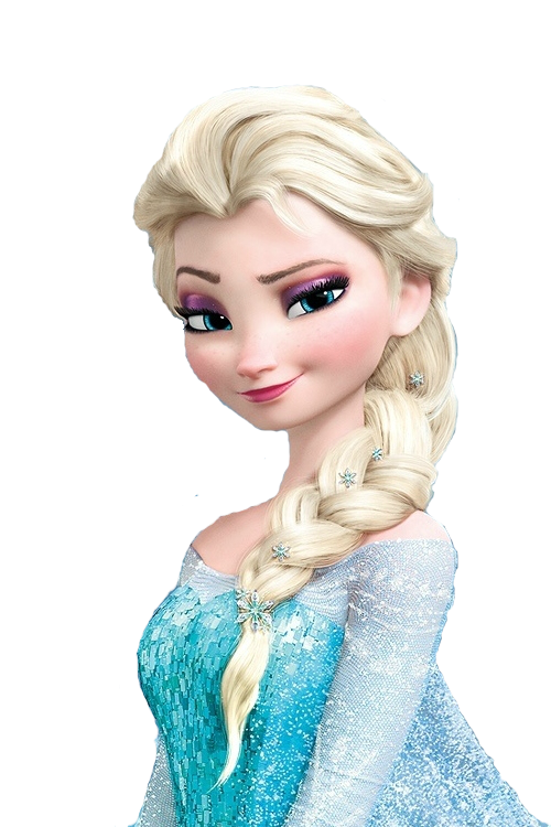 FROZEN Elsa PNG. by PriEditions