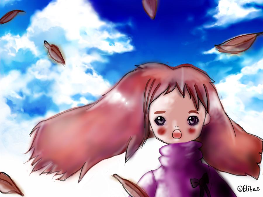 Amazed by Elibae