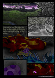 Path to Chaos chp 1 pg 1