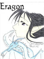 Eragon by Ai-kun